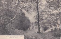 Belgica--Arlon--1925--Promenade--Fonds De Frassem--a, Verviers, Francia - Arlon