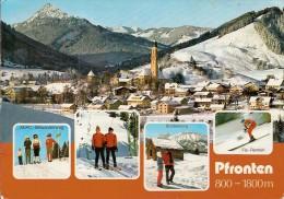 PFRONTEN IM ALLGAU-WINTERSPORTPLATZ-SKI-sport D'hiver-multivues - Pfronten