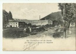 Malmedy ?   *  Das Krankenhaus Mit Der Warche  - La Warche Et La Maison De L'Hopitale - Malmedy