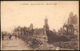 4 - HINGES.- Route De Merville.- - Sonstige Gemeinden