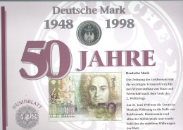 Numisblatt 3/1998  Sh. Scan - Coins & Banknotes