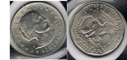 EE.UU.  USA  DOLLAR D 1979 A - 1979-1999: Anthony