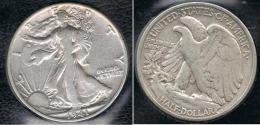 EE.UU.  USA HALF DOLLAR  1941 D PLATA SILVER - EDICIONES FEDERALES
