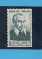 FRANCE - Yvert N° 946 - Olivier De SERRES - France