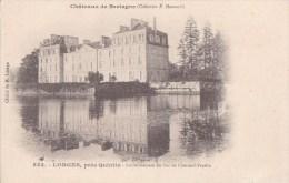 22 LORGES  CPA Précurseur   Ancien CHATEAU Du DUC De CHOISEUL PRASLIN  Joli Reflet Dans L' EAU - Francia