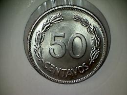 Ecuador 50  Centavos 1977 TTB - Ecuador