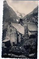 2702  Postal  Francia   Paysages Alpesres, Habitation De Haute Montagne - Francia