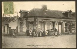 CHARONVILLE Carrefour Route D'Ecurolles (Raut) Eure & Loir (28) - France
