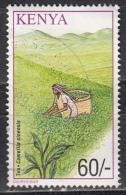 Kenia, 2001 - 60sh Tea - Nr.761 Usato° - Kenia (1963-...)