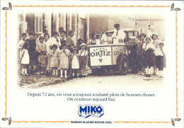 Carte Publicité Miko Maison Ortiz - Saint-Dizier - Saint Dizier