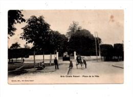 Brie Comte Robert , Place De La Fete - Brie Comte Robert