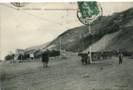 SAINTE ADRESSE - Boulevard Félix Faure Et Dufayel Chargement Dans Les Charrettes - Sainte Adresse
