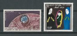Wallis Et Futuna: PA 20 Et 57 ** - Poste Aérienne