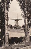 Holanda--Aalsmeer--Doorkijkje De Algemeene - Molinos De Viento