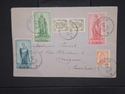 BELGIQUE-Enveloppe De Athus Pour La France En 1947  Aff Plaisant  à Voir    P6166 - Belgium
