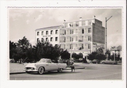 CANET PLAGE (PYR OR) CARTE PHOTO (HOTEL NEPTUNE CHIEN ET AUTO) PHOTOGRAPHE LORDAT - Canet Plage