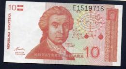 CROAZIA - 10 E 100 DINARA - Croatie