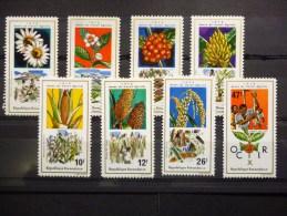 REP.RWANDA 629/36 Xx ( COB ) COTE : 3.75 EURO ( G ) - 1980-89: Mint/hinged