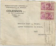 1934 - CORREO AÉREO - FRANCIA - Airmail