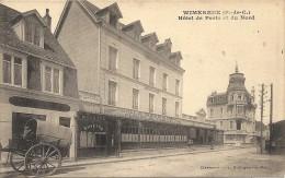 WIMEREUX . HOTEL DE PARIS - Andere Gemeenten