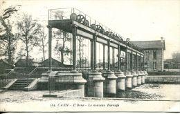 N°42882 -cpa Caen -l'Orne -le Nouveau Barrage- - Caen
