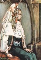 Bulgaria Painting - A Woman From The Village Bozhenci Bozhentsi Gabrovo District 1977 - Europe