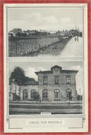 67 - GRUSS AUS RIEDSELZ - RIEDSELTZ - Bahnhof - Gare - Unclassified