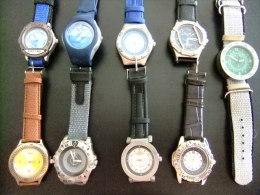 COLECCIÓN DE RELOJES MODERNOS DE PULSERA CON PILA - Relojes Modernos
