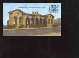 MAURITIUS - Correo Postal