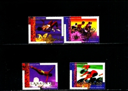 CANADA - 1994  COMMONWEALTH  GAMES  II  SET  MINT NH - 1952-.... Regno Di Elizabeth II