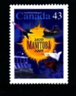 CANADA - 1995  MANITOBA  MINT NH - 1952-.... Regno Di Elizabeth II
