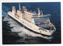 Ferrie - Paquebot Roulier Mixte - Paglia Orba - Fähren