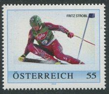 ÖSTERREICH / PM Fritz Strobl / Postfrisch / MNH /  ** - Personalisierte Briefmarken