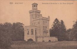 Houyet, Domaind D'Ardenne, La Tour Léopold (pk19540) - Houyet