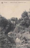 Houyet, Château De Clergnon, Cascade Dans Le Parc (pk19541) - Houyet