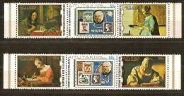 Aitutaki1979 Yvertn° 239-44 *** MNH Cote 8,10 Euro Rowland Hill - Aitutaki