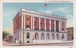 U S Post Office Tuscaloosa Alabama - Tuscaloosa