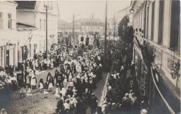 Nr.  5157,Original  FOTO-AK,  Grodno ,Hrodna,  Frohnleichnahmumzug 25.6.1916 - Belarus