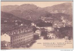 06 SOSPEL VALLEE DE LA BEVERA LES CASERNES ET LE BARBONNET CPA BON ETAT - Sospel