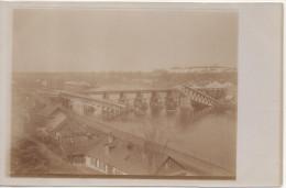 Nr.  5158,Original  FOTO-AK,  Grodno ,Hrodna,  Brücke - Belarus