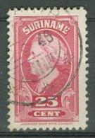 SURINAME 1945: NVPH 233 / YT 220, O - FREE SHIPPING ABOVE 10 EURO - Suriname ... - 1975