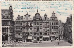 Brussel, Bruxelles, Groote Markt (pk19543) - Places, Squares