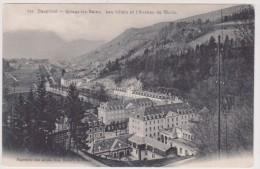 Carte Postale Ancienne,38,isere,URIAGE LES BAINS EN 1900,PRES Grenoble,hotel