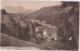 Carte Postale Ancienne,38,isere,URIAGE LES BAINS EN 1900,PRES Grenoble,hotel,vue Aerienne