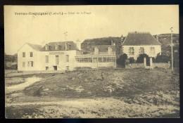 Cpa Du 22 Trevou Tréguignec -- Hôtel De La Plage   FRM 18 - Penvénan