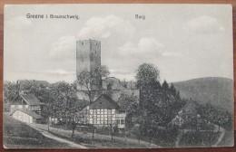 Germany Deutschland  Burg Greene I. Braunschweig - Otros