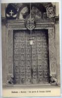 Salerno - Duomo - La Porta Di Bronzo 1099 - Formato Piccolo Non Viaggiata - Salerno