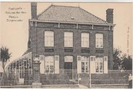 Poelkapelle, Poelcapelle, Huis Van Den Heer Nevejan, Burgemeester (pk19568) - Langemark-Poelkapelle