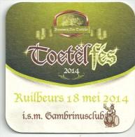 Toeteler - Beer Mats
