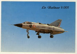 -  Balzac V.001 - Avion Expérimental à Décollage Et Atterrissage Vertical - 1946-....: Modern Era